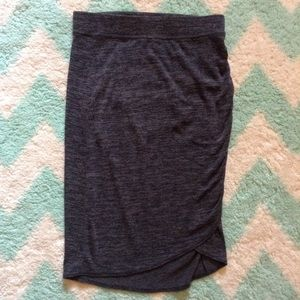 WILFRED FREE hacci melange bodycon knit skirt S